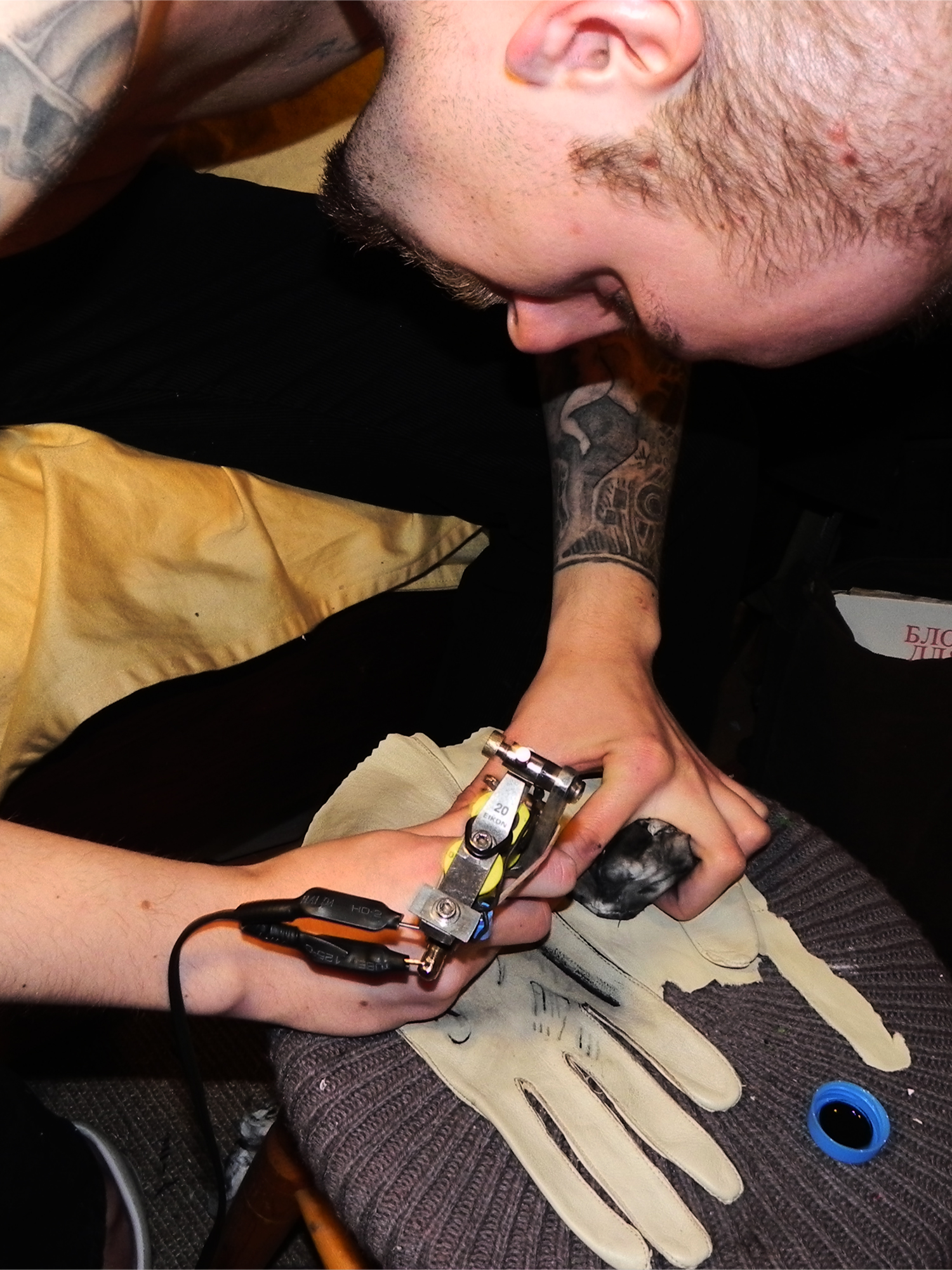 kwiecień 2011 tattoo